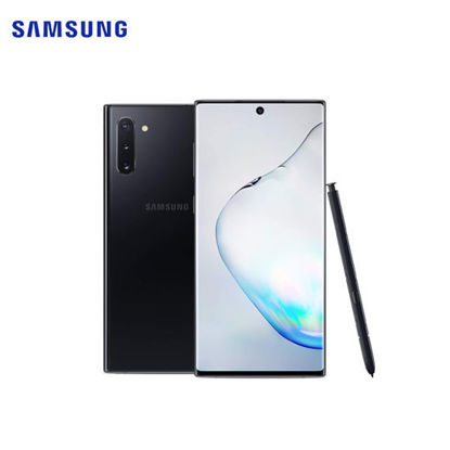 Picture of Samsung Galaxy Note 10 Aura Black (256GB )