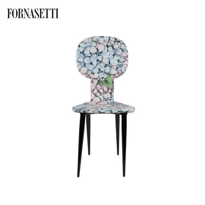 Picture of Fornasetti Chair Ortensia colour