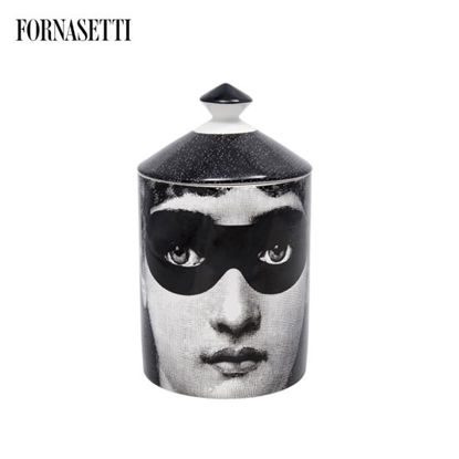 Picture of Fornasetti Don Giovanni (Black & White) (300g)