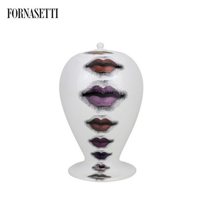 Picture of Fornasetti Vase Rossetti colour
