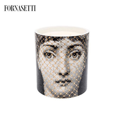 Picture of Fornasetti Golden Burlesque (Gold) (1900g)