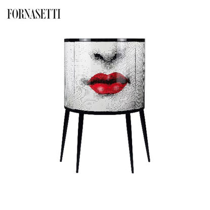 Picture of Fornasetti Consolle Bocca colour