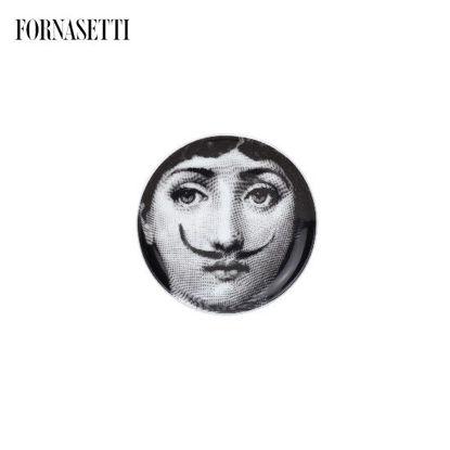 Picture of Fornasetti Coaster Tema e Variazioni n°21 black/white