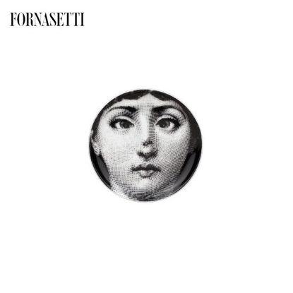 Picture of Fornasetti Coaster Tema e Variazioni n°363 black/white