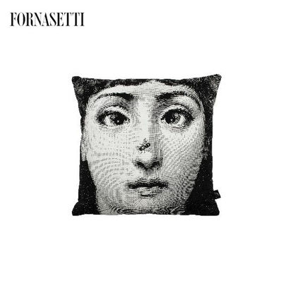 Picture of Fornasetti Cushion Ape