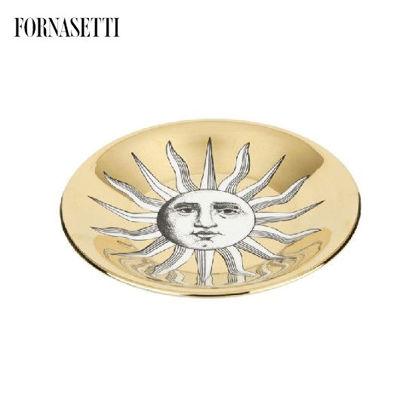 Picture of Fornasetti Centrepiece Sole black/white/gold