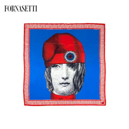 Picture of Fornasetti Foulard Marianne