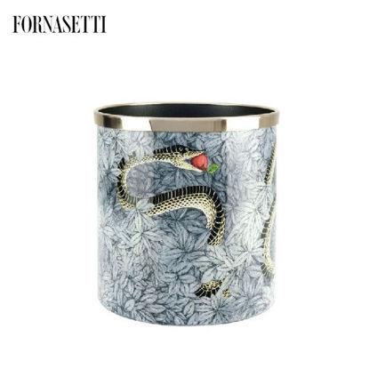 Picture of Fornasetti Paper basket Peccato Orginale