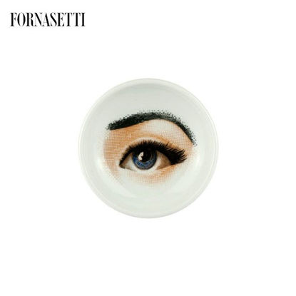 Picture of Fornasetti Round ashtray Occhio colour Limited edition of 299 pieces