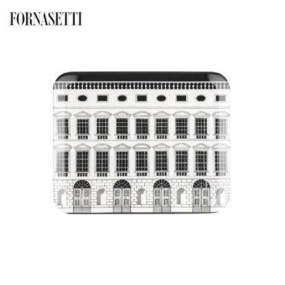 Picture of Fornasetti Tray 48x60 Architettura black/white