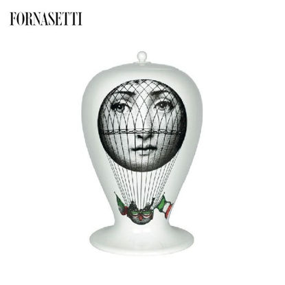 Picture of Fornasetti Vase Unita' d'Italia maxi colour