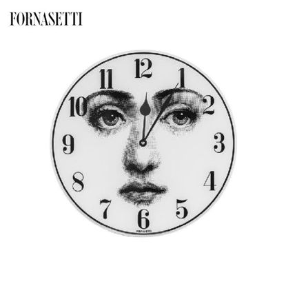 Picture of Fornasetti Wall clock Viso