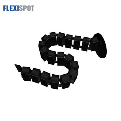 Picture of Flexispot Cable Management SpineCMP017 - Black