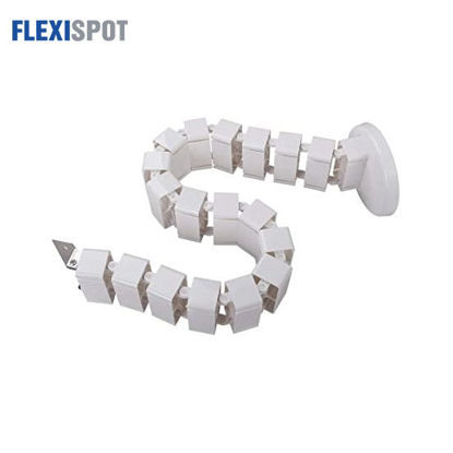 Picture of Flexispot Cable Management SpineCMP017 - White