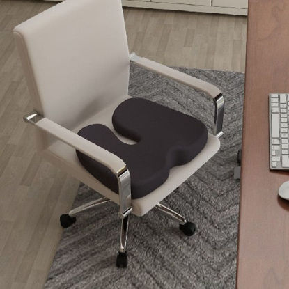 Picture of Flexispot Ergonomic Seat Cushion - U-Shape SC1