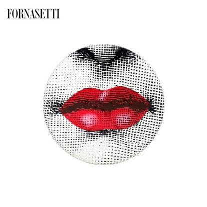 Picture of Fornasetti Bar stool Bocca colour