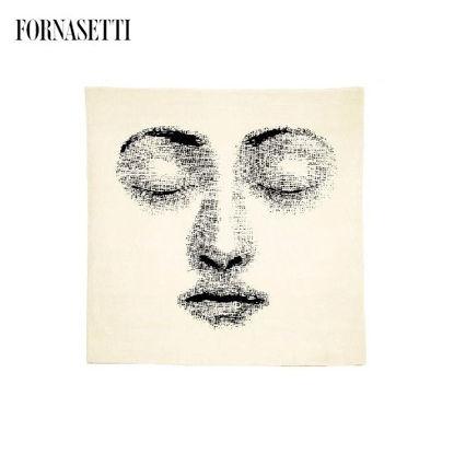 Picture of Fornasetti Rug Buonanotte 184x184 cm