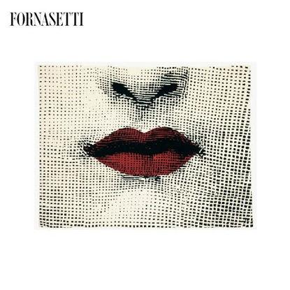 Picture of Fornasetti Rug Bacio - 198X150 cm