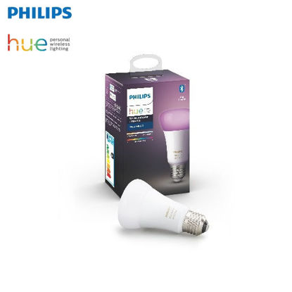 Picture of Philips Hue White and Color Ambiance Single Bulb