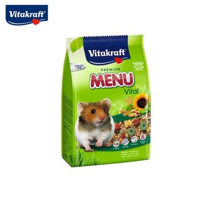 Picture of Vitakraft Menu Vital Hamster 400g