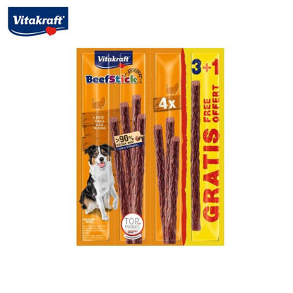 Picture of Vitakraft Beef Stick Turkey Promo 3+1