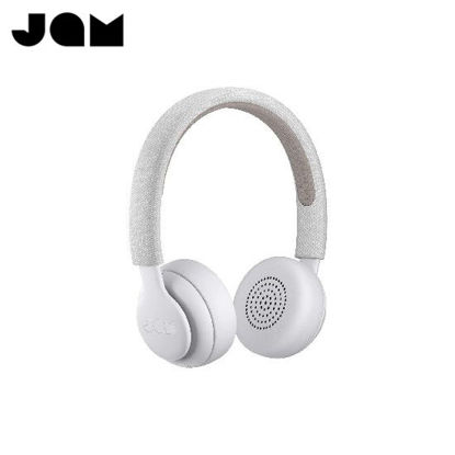 Picture of JAM AUDIO Been There On-Ear Wireless Headphones - Gray