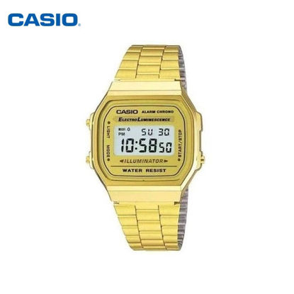 Picture of Casio Classic A168WG-9W
