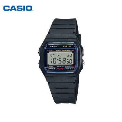 Picture of Casio Classic F-91W-1