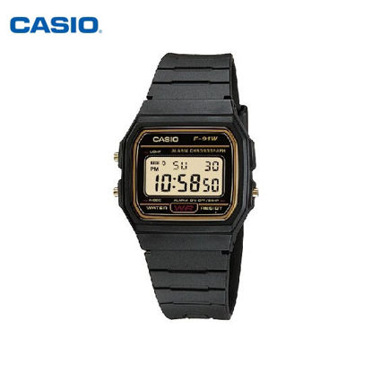 Picture of Casio Classic F-91WG-9