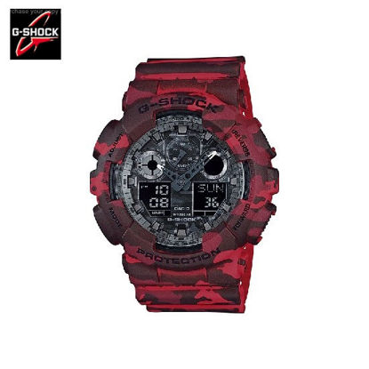 Picture of Casio G-Shock GA-100CM-4A