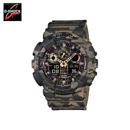 Picture of Casio G-Shock GA-100CM-5A