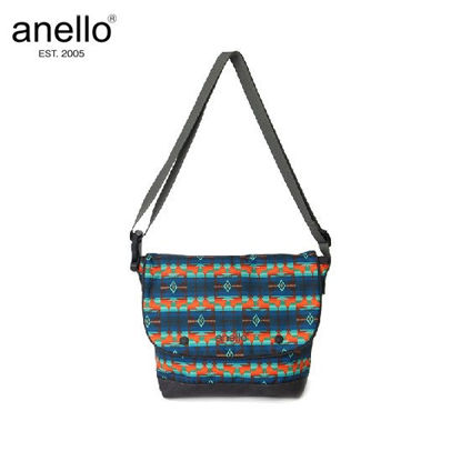 Picture of anello EXOTIC AH-B3452 Teal Blue Shoulder Bag