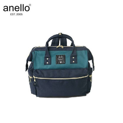 Picture of anello CROSS BOTTLE AH-C3332 Bottle Green Navy Backpack