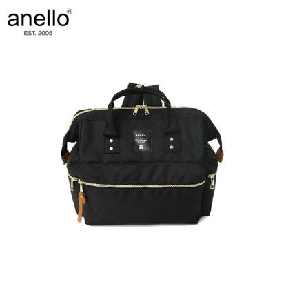 Picture of anello CROSS BOTTLE AH-C3332 Black Backpack