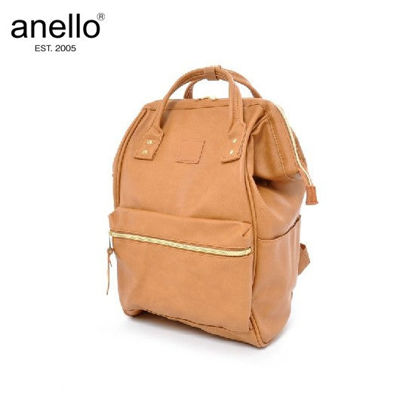 Picture of anello RETRO AT-B1211 Camel Beige Backpack