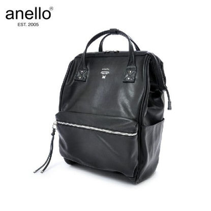 Picture of anello PREMIUM AT-B1511 Black Backpack