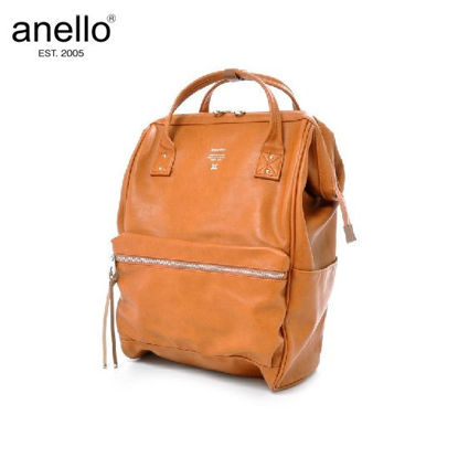 Picture of anello PREMIUM AT-B1511 Camel Backpack