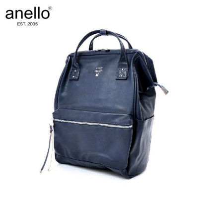 Picture of anello PREMIUM AT-B1511 Navy Backpack