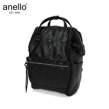 Picture of anello PREMIUM AT-B1519 Black Backpack