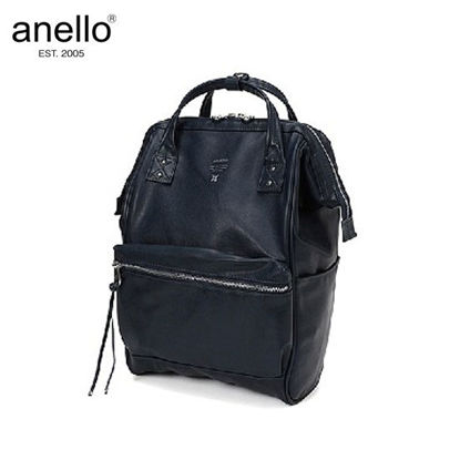 Picture of anello PREMIUM AT-B1519 Navy Backpack
