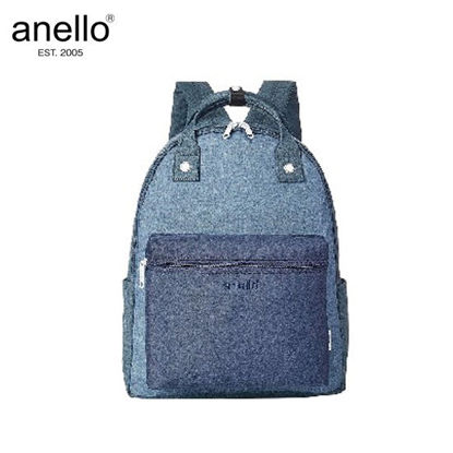 Picture of anello AT-B2269 Denim Multi Backpack