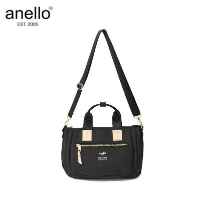 Picture of anello ATELIER AT-C3163 Black Shoulder Bag