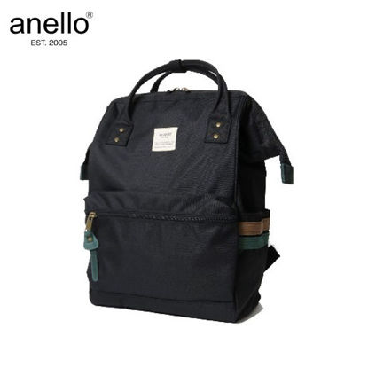 Picture of anello 2LINE AU-B3052 Black Backpack