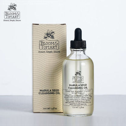Picture of Bloom & Topiary Marula Seed Cleansing Oil