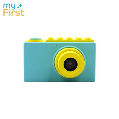 Picture of myFirst Camera2 8MP w Water/Dustproof Case - Blue