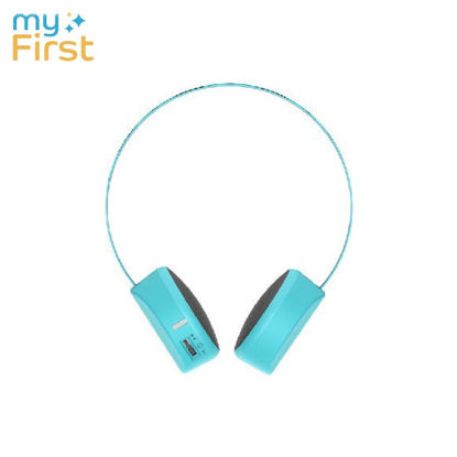 Picture of myFirst Headphone Wireless - Blue