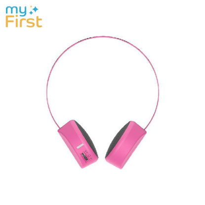 Picture of myFirst Headphone Wireless - Pink