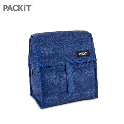 Picture of PACKiT Lunch Bag - Navy Heather