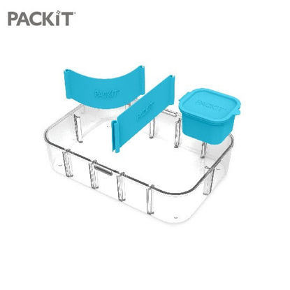 Picture of PACKiT Flex Bento - Tropical Blue