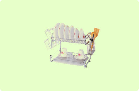 Picture for category Dishracks & Sink Accessories
